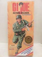 "Hasbro GI Joe Action Solider WW2 12"" Commemorative Edition 1995 Blonde Hair NIB"
