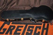 "Gretsch g6267 16"" Deluxe thin Hollow Body Electric Coque case, Noir"