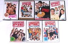 DVD Sammlung: AMERICAN PIE 1-7 1 + 2 + 3 + 4 + 5 + 6 + 7 Komplett Deutsch