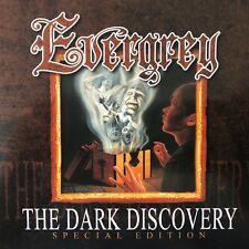 The Dark Discovery (Special Edition) by Evergrey (CD, Mar-2004, Steamhammer)