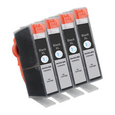 4 BLACK 564XL BK Ink Cartridge for HP Officejet 4610 4620 4622 Photosmart B209