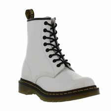 Dr. Martens Ankle Patent Leather Casual Women's Boots