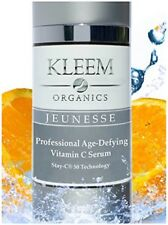 Organic Anti Aging Face Serum Vitamin C For Glowing and Younger Looking Skin New