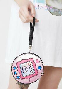 Ditto Pokemon Tamagucci Handbag!!! Limited Dolls Kill!!