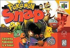 Pokemon Snap (Nintendo 64, 1999)