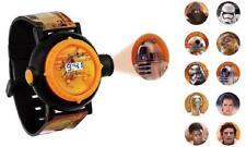 Reloj de Pulsera Reloj digital proyector de imágenes de la guerra de las Galaxias Nuevo hora oficial
