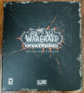 Blizzard Ent - World of Warcraft: Cataclysm Collectors Edition