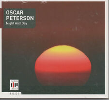 Oscar Peterson Night and Day CD NEU Body and Soul Tenderly Seven Come Eleven