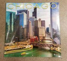 "2021 CHICAGO WALL CALENDAR 12"" X 12"""