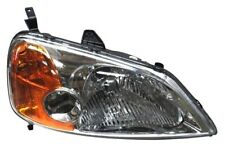 for 2001 2002 2003 Honda Civic Sedan RH Right Passenger Headlamp Headlight 01 03