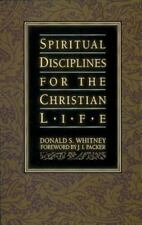New ListingSpiritual Disciplines for the Christian Life by Donald S. Whitney