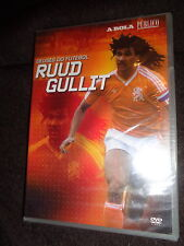 NEW SEALED R2 DVD RUUD GULLIT Football Legend PSV Milan Chelsea Netherlands RARE