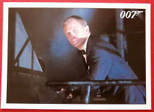 JAMES BOND - Quantum of Solace - Card #035 - Bond Borrows A Tuxedo & Earpiece