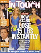 In Touch Weekly Magazine JESSICA SIMPSON/JESSICA ALBA