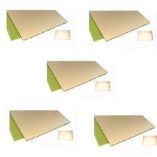 5 Copper Clad Laminate Circuit Boards FR4 PCB Single Side 150mmx200mm 15cmx20cm