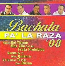 Various Artists-Bachata Pa` La Raza 2008 CD NEW