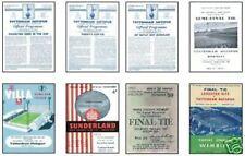 Tottenham Hotspur Home Teams S-Z Football FA Cup Fixtures