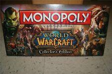 Monopoly Brettspiel World of Warcraft Collector's Edition W 6 Sammlerstück Tokens