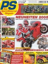 PS0407 + YAMAHA FZ6 vs. BENELLI TnT 1130 und andere + PS 7/2004