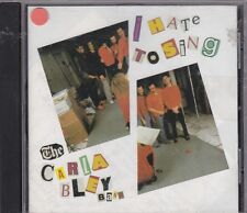 THE CARLA BLEY BAND - i hate to sing CD