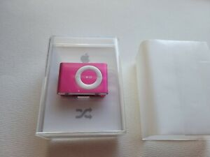 NEW Apple A1204 iPod Shuffle 1GB Pink 2nd Generation MB811LL/A - Factory Sealed