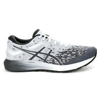 ASICS Women's Dynaflyte 4 White/Graphite Grey Running Shoes 1012A465.100 NEW