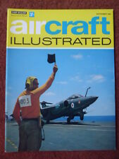 AIRCRAFT ILLUSTRATED 9/68 TIPSY BRITISH AERIAL BOMB BUCCANEER USAF CROYDON