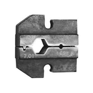 1 x Telegartner XM Series, Crimp Tool Die, BNC, F, Hex size 3.25mm, 10.9mm