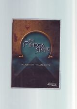 THE OMEGA STONE 2 : SECRETS OF THE ANCIENTS - POINT & CLICK ADVENTURE PC GAME