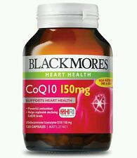 Blackmores CoQ10 150mg 125 Capsules - OzHealthExperts