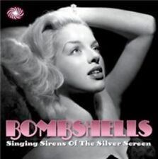 Bombshells Singing Sirens of The Silver Screen 2cd