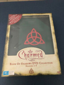 Charmed - Book Of Shadows Collection - Season 1-7 - Factory Sealed - DVD