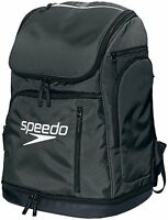 Speedo Japan Swim-Swimming Swimmer's Pool Bag Back Pack SD96B01 New Black White