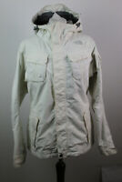 THE NORTH FACE HyVent White Jacket size M