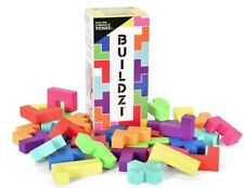 BUILDZI Fast Stacking Block Building Game Carma (makers TENZI SLAPZI) Family
