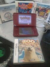 Nintendo dsi XL + POKEMON DIAMOND + 4 GAMES THE BEST PRICE ON EBAY!!
