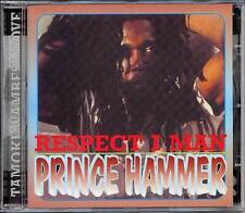 Reggae Roots DJ / Prince Hammer / Respect I Man TWCD1026 / Roy Cousins / SEALED