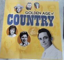 GOLDEN AGE OF COUNTRY TIME LIFE 10 CD BOX SET- Complete