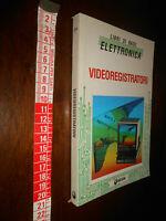 LIBRO:•Libri Di Base Jackson Elettrotecnica VIDEOREGISTRATORI