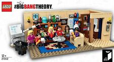 LEGO Ideas 21302 - The Big Bang Theory. RETIRING SOON * NEW & SEALED *