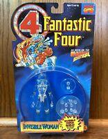 Invisible Woman Vintage Fantastic 4 Four Action Figure New 1994 Toybiz Marvel