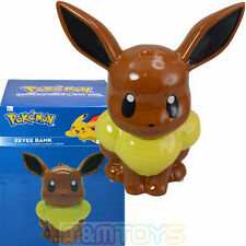 Pokemon Evee Collectible Ceramic Piggy Coin Bank for Kids
