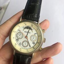 Pepita Moon Phase Mechanical Mens Watch