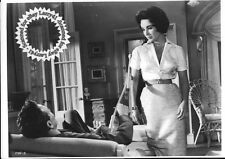 SEXY Elizabeth Taylor Paul Newman still CAT ON A HOT TIN ROOF (1958) #3 original