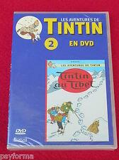 DVD N° 2 Les aventures de TINTIN / TINTIN au Tibet / NEUF sous Blister !!!