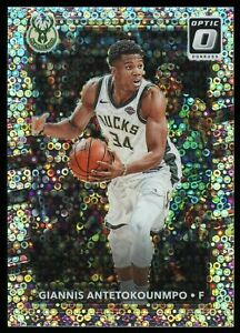 2017-18 Optic Fast Break Holo #81 Giannis Antetokounmpo