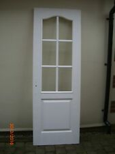 Interior glazed door