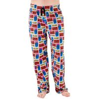 Mens Doctor Who Lounge Pants | Dr Who Nightwear | Doctor Who Pj Bottoms