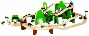 PlanToys Road & Rail Play Set - Adventure