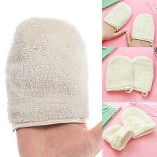 Reusable Mikrofaser Facial Cloth Face Towel Makeup Remover Reinigung Glove Neu